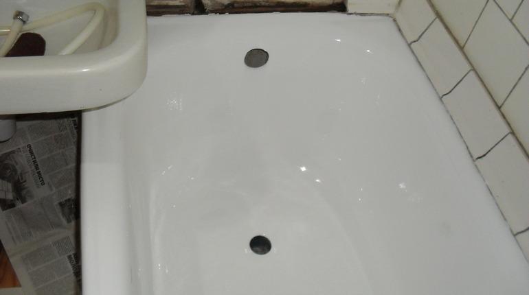 Реставрація ванни в Тисмениці 3