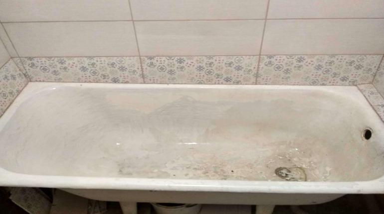 Реставрація ванни в Городенці